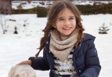 Ciepłe i stylowe kurtki zimowe dla dzieci