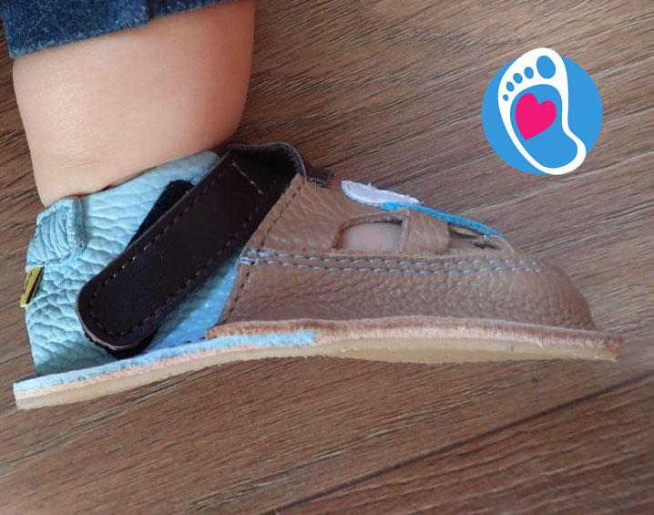 Buty dla dzieci typu barefoot (producent Tikki), wspierające zdrowy rozwój organizmu :: Sklep Bosa Stópka